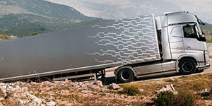 Volvo FH performance and fuel hero on the road